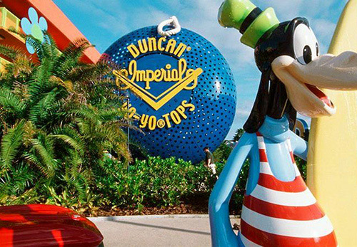 Disney S Pop Century Resort Walt Disney World Resort