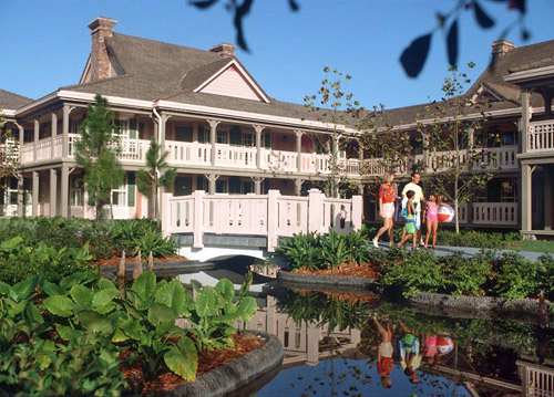 Disney S Port Orleans Resort Riverside Walt Disney