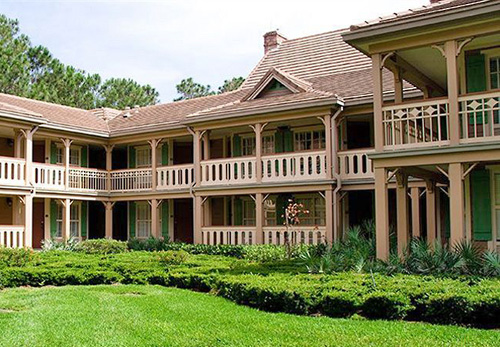 Disney's Port Orleans Resort - Riverside | Walt Disney World Resort on