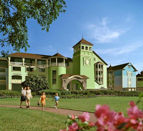 Rooms: Disney's Saratoga Springs Resort & Spa