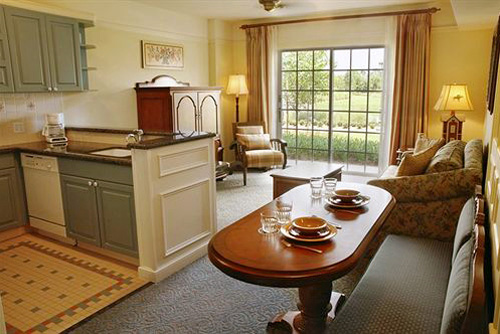 Walt Disney World Saratoga Springs 1 Bedroom Villa