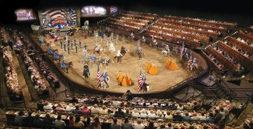 Dixie Stampede Christmas - Branson, MO | Christmas Show Tickets