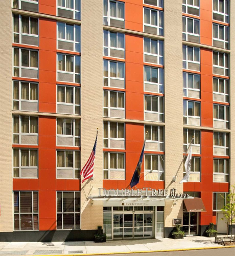 Doubletree By Hilton New York Times Square South New
