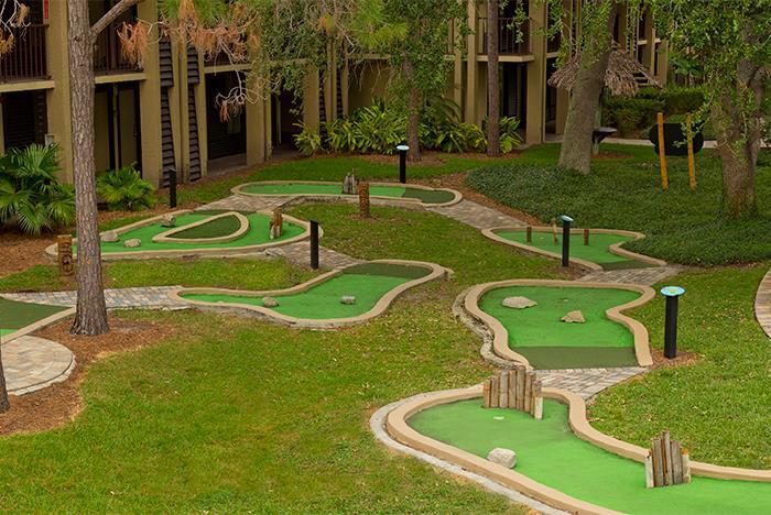 Doubletree By Hilton Orlando At Seaworld Orlando Fl