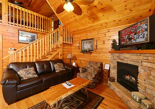 Delicieux ... Tennessee Eden Crest Vacation Rentals In Pigeon Forge, ...