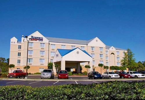 Myrtle Beach Fairfield Inn Marriott