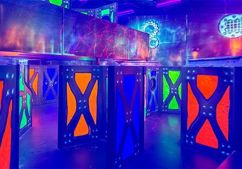 Laser Tag Fun Warehouse In Myrtle Beach South Carolina