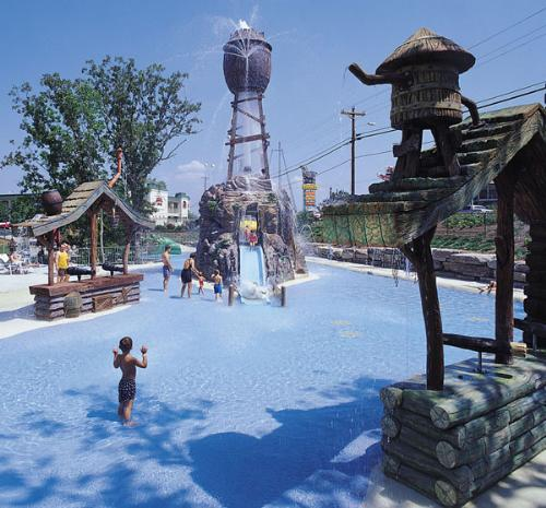 Grand Country Inn Branson Mo Branson Water Park Hotels