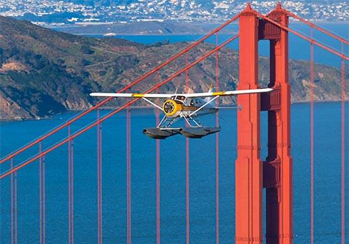 Greater Bay Area Tour Seaplane Adventures
