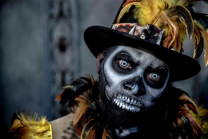 Halloween In Williamsburg Va