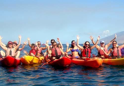 Kayak Rentals At Waikoloa Beach Resort