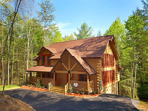 Hearthside Cabin Rentals Tennessee | Pigeon Forge Cabins