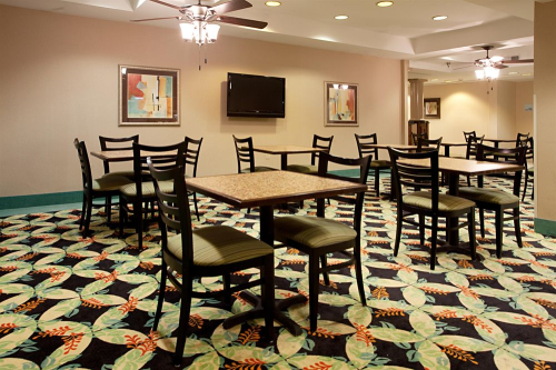 7 - Holiday Inn Express Hotel & Suites St. Cloud, St Cloud, Room, 1 King Bed with Sofa bed, Non Smoking, Guest Room 8 - Holiday Inn Express Hotel & Suites St. Cloud, St Cloud, Family Suite, Non Smoking, Guest Room/5().
