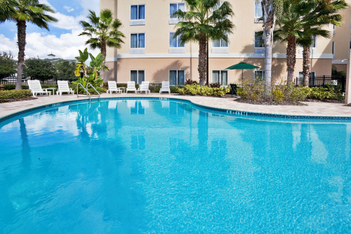 Holiday Inn Express Hotel Amp Suites New Tampa I 75 Tampa