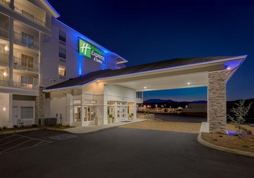 Holiday Inn Express Amp Suites Sevierville Tn