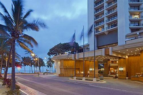 Hawaii Regency Waikiki Beach Resort And Spa