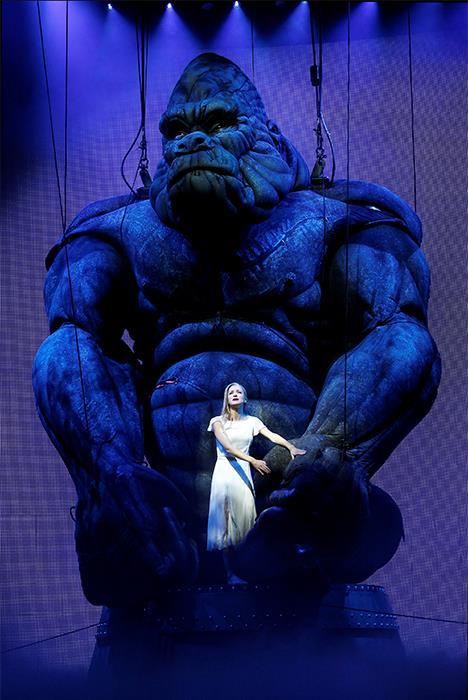 King Kong Broadway Tickets New York Ny