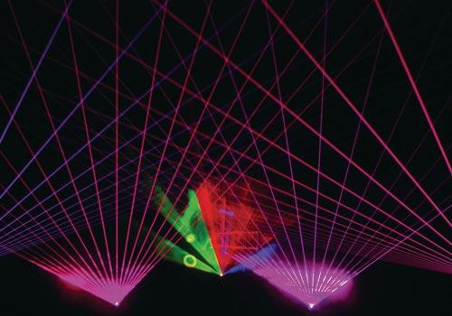 Calvin Gilmore Laser Light Show Myrtle Beach