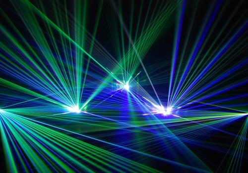 Laser Light Show Myrtle Beach Sc