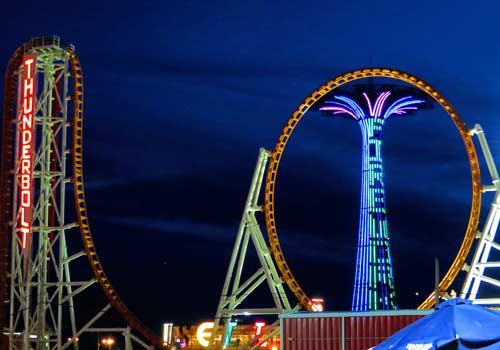 Luna Park Coney Island Unlimited Rides Pass
