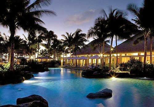 Hawaii Marriott S Ko Olina Beach Club In Kapolei