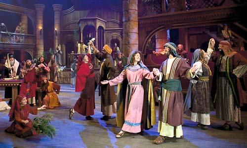 missouri miracle of christmas in branson missouri