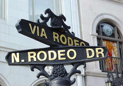 ... California Rodeo Drive   Movie Starsu0027 Homes Tour U0026 Hollywood Blvd From  Anaheim In Los Angeles ...