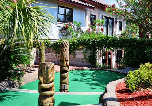 Mutiny Bay Mini Golf North Myrtle Beach Sc Tripster