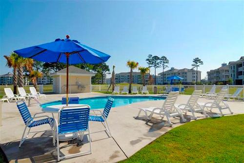 Myrtlewood Villas Inium Resort In Myrtle Beach South Carolina