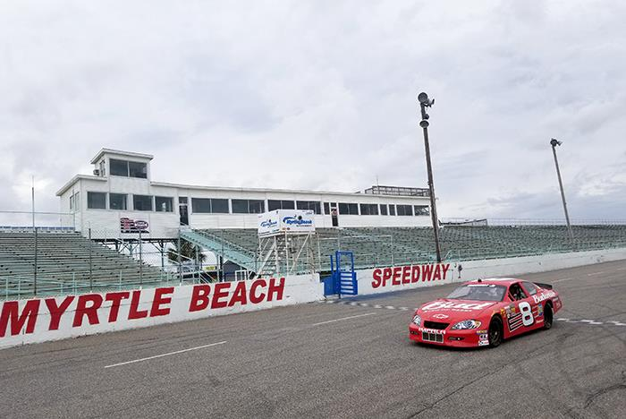 Nascar Racing Experience Pace Car Rides In Myrtle Beach South Carolina 8 Budweiser That Dale Earnhardt Jr Once Drove The Sdway Cup Compeion