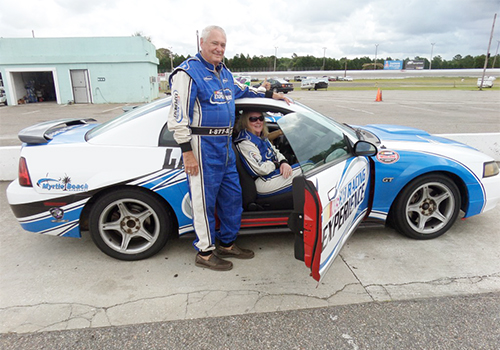Nascar Racing Experience Pace Car Rides In Myrtle Beach South Carolina
