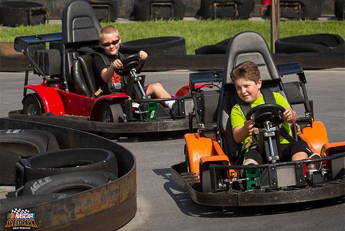 The Reserve Greensboro >> NASCAR SpeedPark - Sevierville, TN | Pigeon Forge Attractions