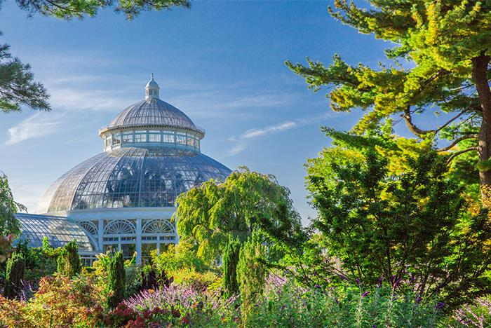 New York Botanical Garden Tickets - Bronx, NY