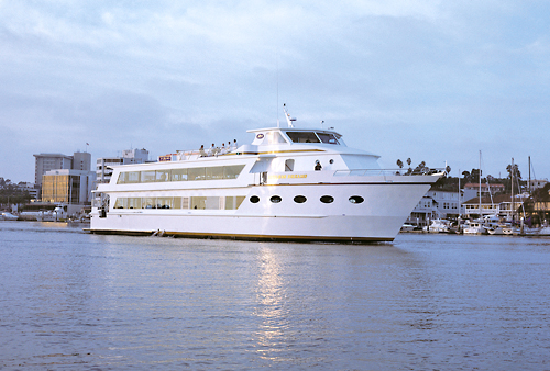 Horner Newport Beach Dining Cruise Ca