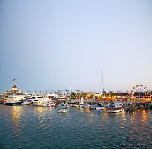 Newport Beach Dining Cruises In