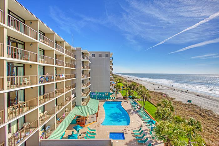 Ocean Dunes Resort Myrtle Beach Sc