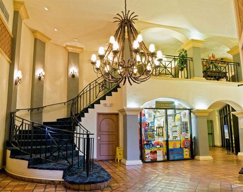 Staircase Ocean Reef Resort In Myrtle Beach South Carolina