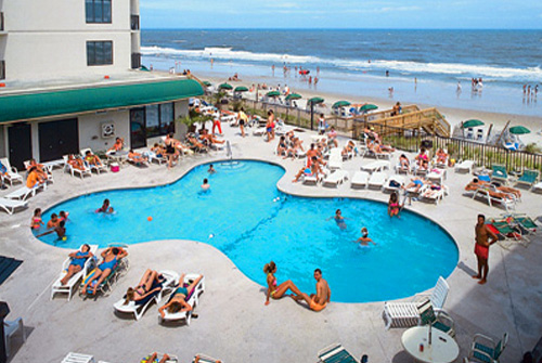 Palace Resort Myrtle Beach Sc