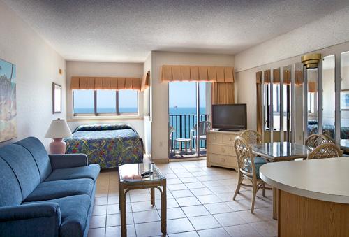 Oceanfront Sun Suite