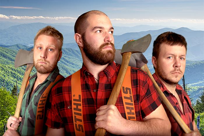 links lumberjack Adult