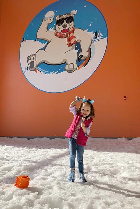 764d6566c Pigeon Forge Snow - Indoor Snow Tubing