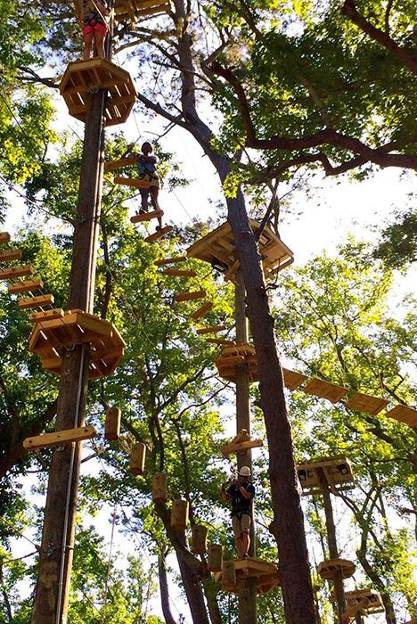 Radical Ropes Adventure Park Amp Ziplines Myrtle Beach Sc
