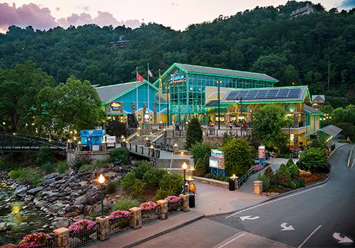 Ripley's Aquarium of the Smokies | Gatlinburg Aquarium ...