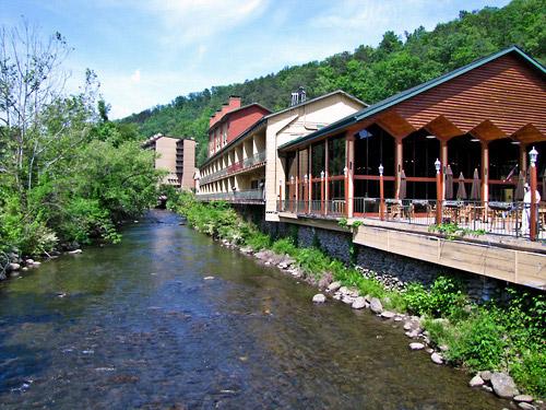 River Terrace Resort Hotel In Gatlinburg Tn