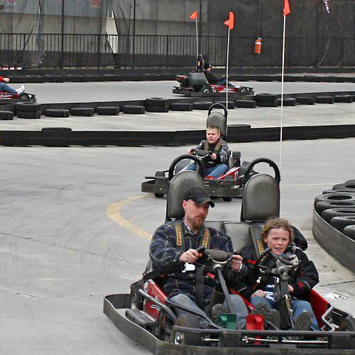 Go Karts Atlanta >> Rockin' Raceway Go Karts - Pigeon Forge, TN