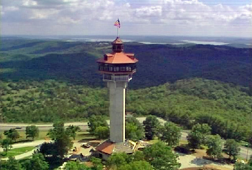 Shepherd Of The Hills Inspiration Tower Branson Mo