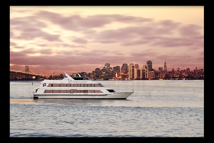 San Francisco Party Boat Cruises