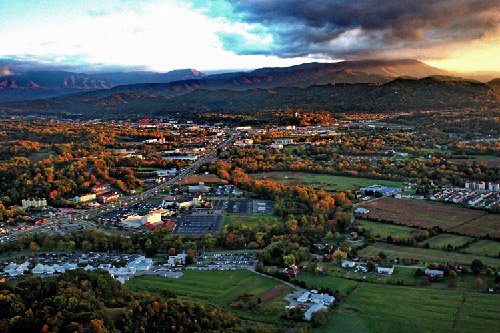 Scenic Helicopter Tours Pigeon Forge Tn Smokies