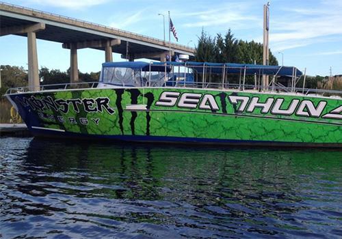Sea Thunder Myrtle Beach Dolphin Cruises In North South Carolina