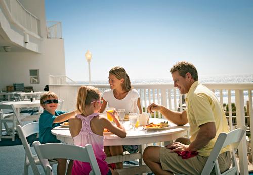 Myrtle Beach S Famed Restaurant Row